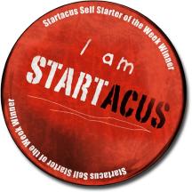 Self Starter badge